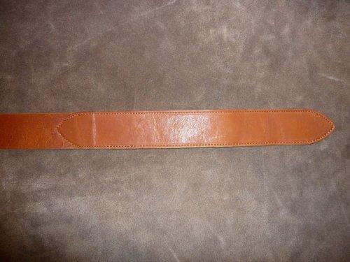 詳細写真2: [モンタナレザー] 40mm巾ダブルリングベルト