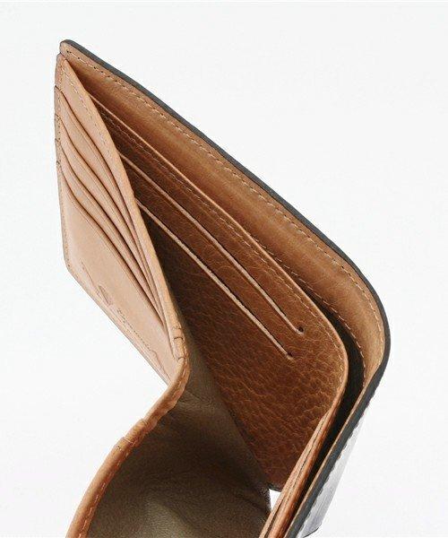 詳細写真2: [ブライドルレザー】 二つ折り財布