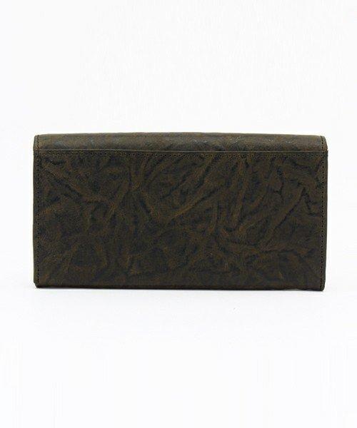 詳細写真3: エスペラントレザー スナップ長財布