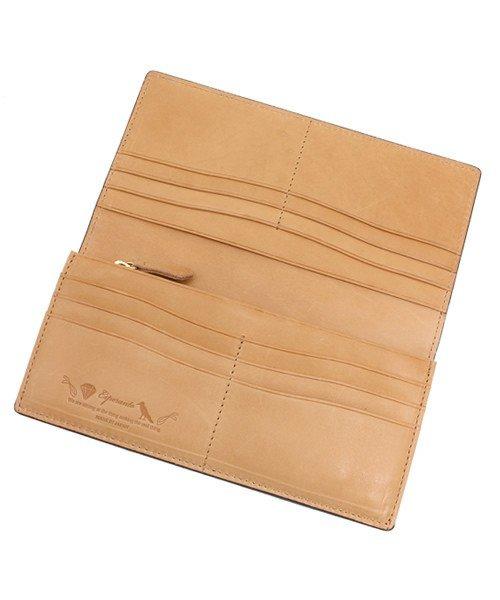 詳細写真1: [ブライドルレザー] 長財布