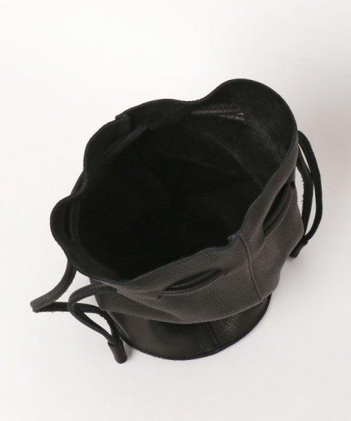 詳細写真1: 巾着バッグ