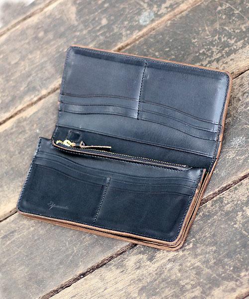 画像1: HORWEEN(ホーウィン)レザー 長財布